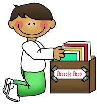 Boy With Book Box More
