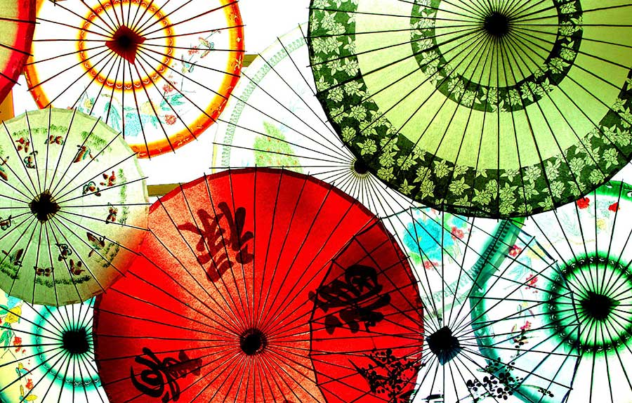 Chinese Umbrellas   The Stock Solution