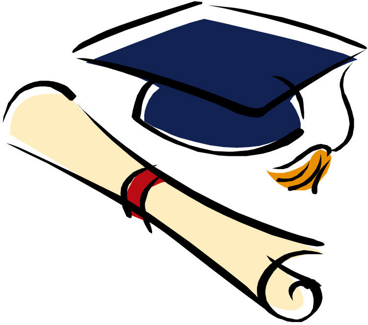Degree Clipart Scholarship Icon Jpg