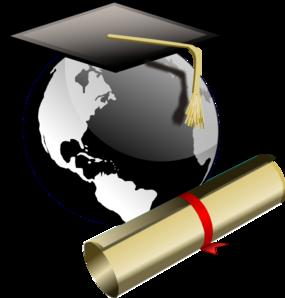 Graduate Clip Art At Clker Com   Vector Clip Art Online Royalty Free