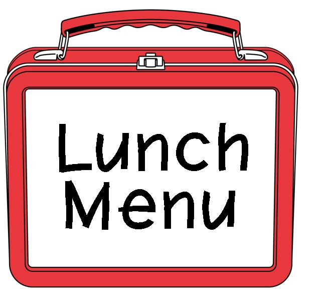 School Lunch Menu Clipart - Clipart Kid
