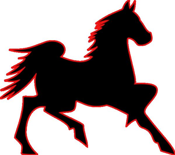 Horse Clip Art At Clker Com   Vector Clip Art Online Royalty Free