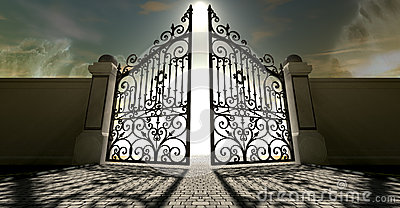 Heaven S Gate Clipart - Clipart Suggest Pearly Gates Of Heaven Clipart