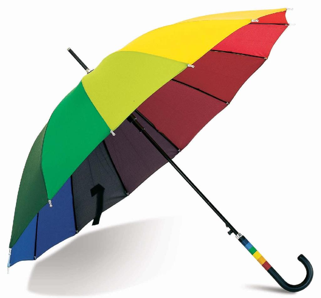 Umbrella Children Umbrella Rainbow Umbrella Beach Umbrella   55  China