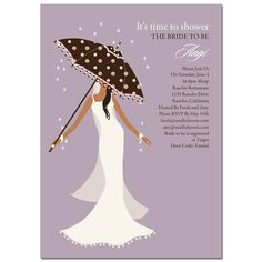 African American Bridal Shower Invitations On Pinterest   Bridal Show