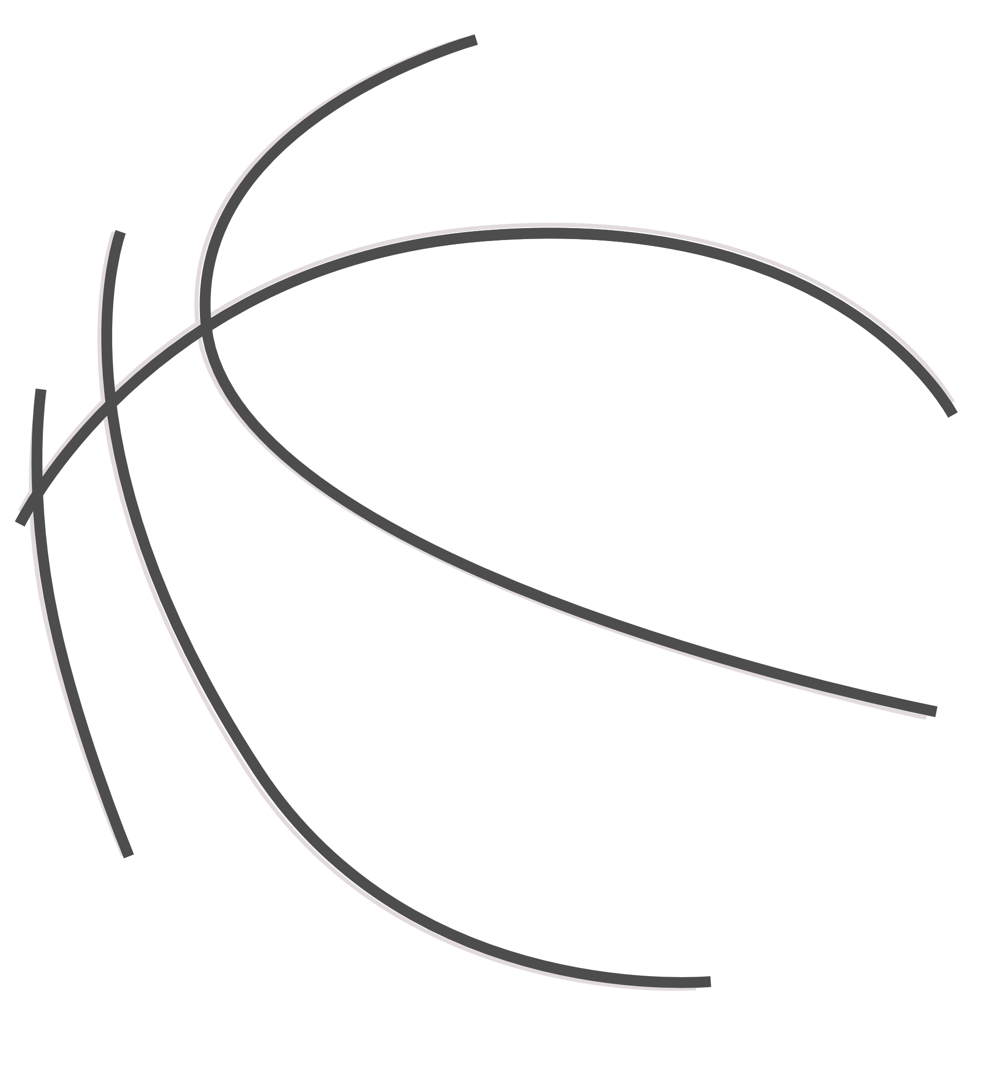 Basketball Outline Clip Art   Cliparts Co