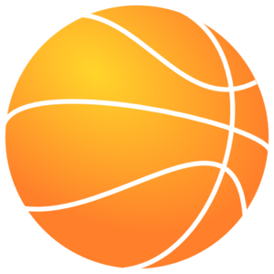 Bball Outline Clip Art At Clker Com   Vector Clip Art Online Royalty