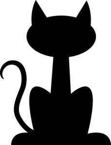 Cat Clip Art Images Cat Stock Photos   Clipart Cat Pictures