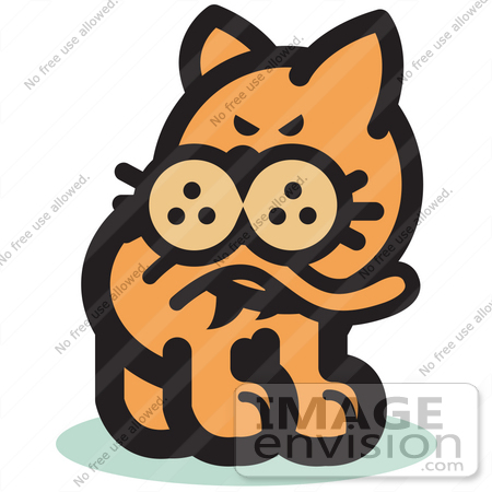 Cat Tail Clipart