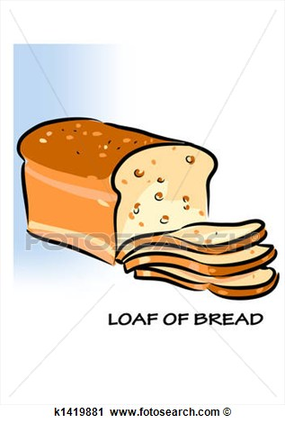 Food Made Of Flour Water And Yeast Or Another Leavening Agent Mixed