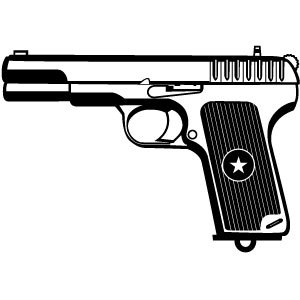 Clip Art Pistol Clip Art gun pistol vector clipart kid clip art free for personal use rating 1