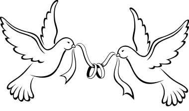 Clip Art Love Birds Clipart love birds for wedding clipart kid bands free images at clker com vector clip art