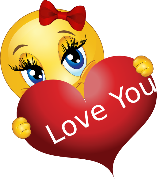 Love You Animated Clipart - Clipart Kid