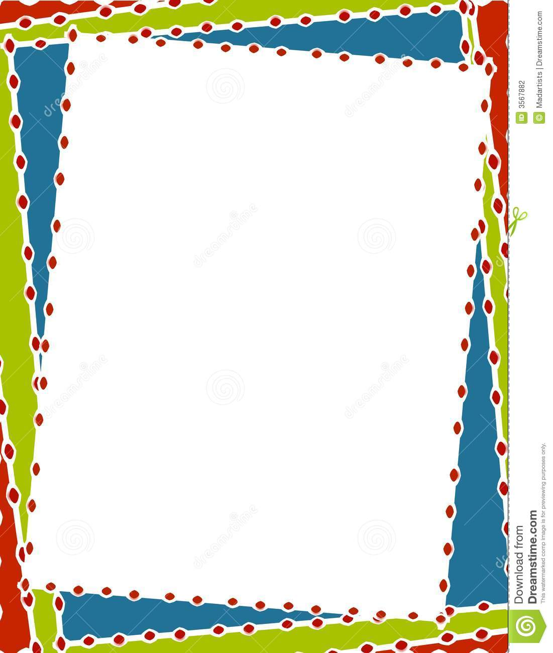 Colorful Borders And Frames For Kids Images & Pictures - Becuo