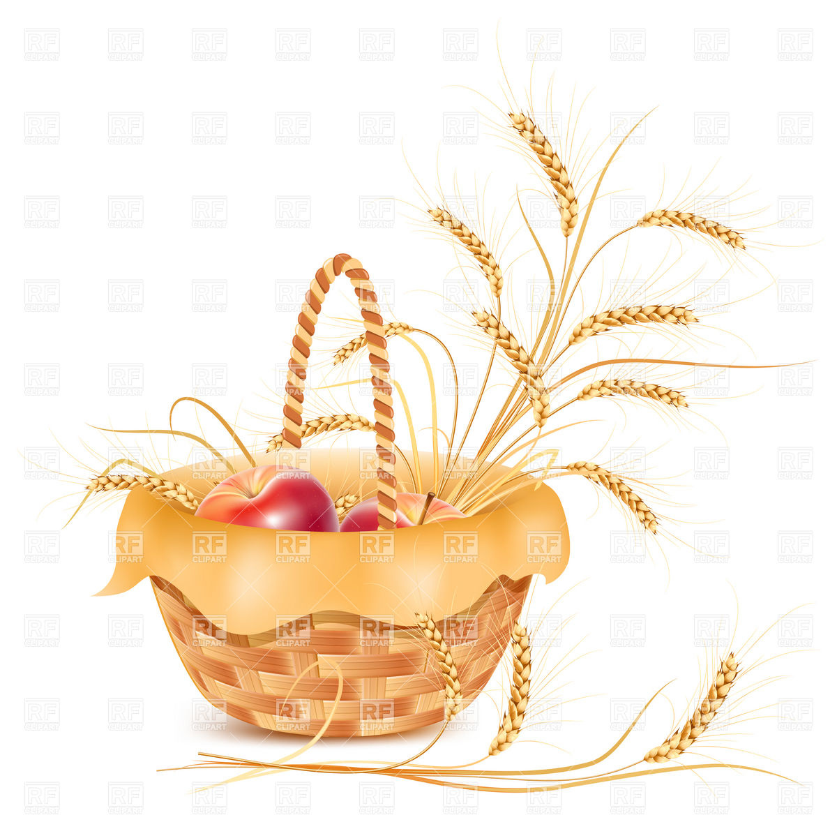 Clipart Harvest Clipart Fall Border Clipart Happy Harvest Clipart