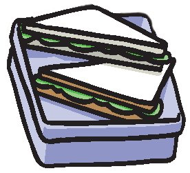Free Lunch Sandwich Clipart   Free Clipart Graphics Images And Photos