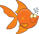 Gold Fish Clipart Gold Fish Cartoon China Gold Fish