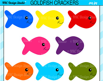 Goldfish Crackers Clipart Goldfish Crackers Clip Art