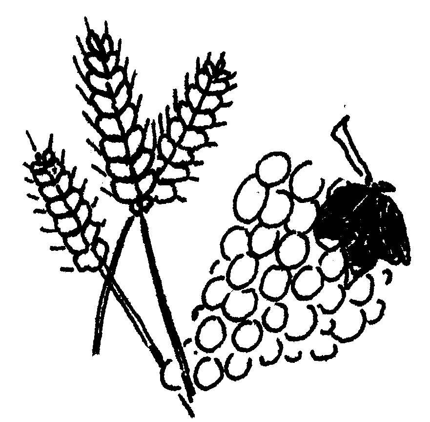 Harvest Clipart   Reverend Ally