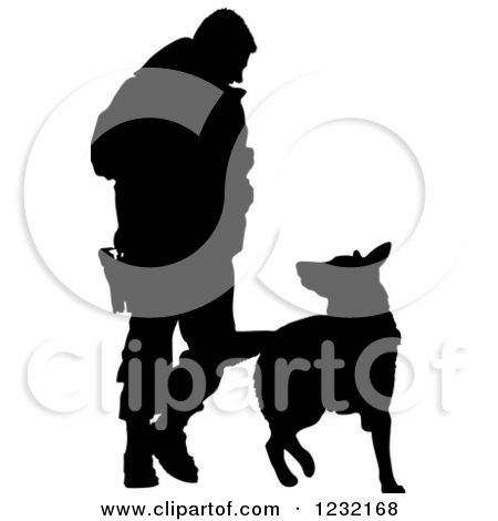 Pin Clipart Police Officer By His Cop Car 1 Royalty Free Vector On