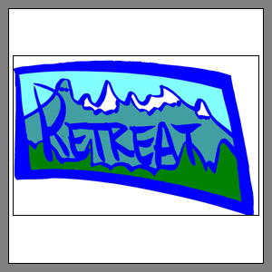 Retreat Clipart