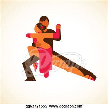 Tango Poses Clipart