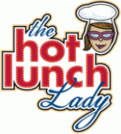 The Hot Lunch Lady Logos Free Logo   Clipartlogo Com