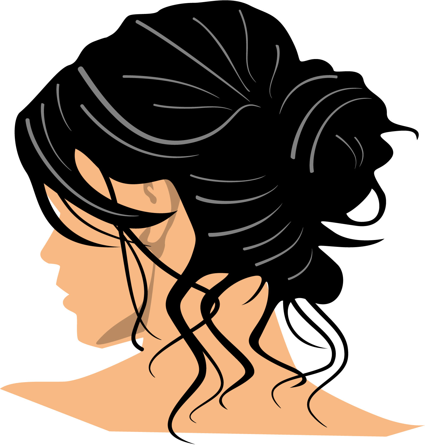Haircut Clip Art Free. Haircut. Get Free Printable Hairstyle Pictures