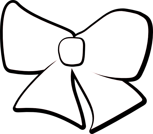 Hair Bow Drawing   Free Cliparts That You Can Download To You