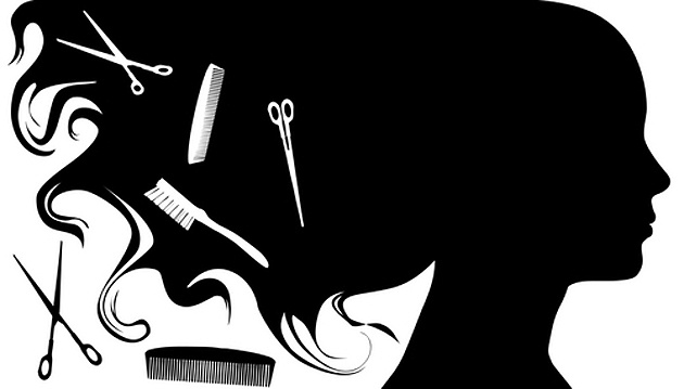 Hair Salon Clipart Black And White   Clipart Panda   Free Clipart