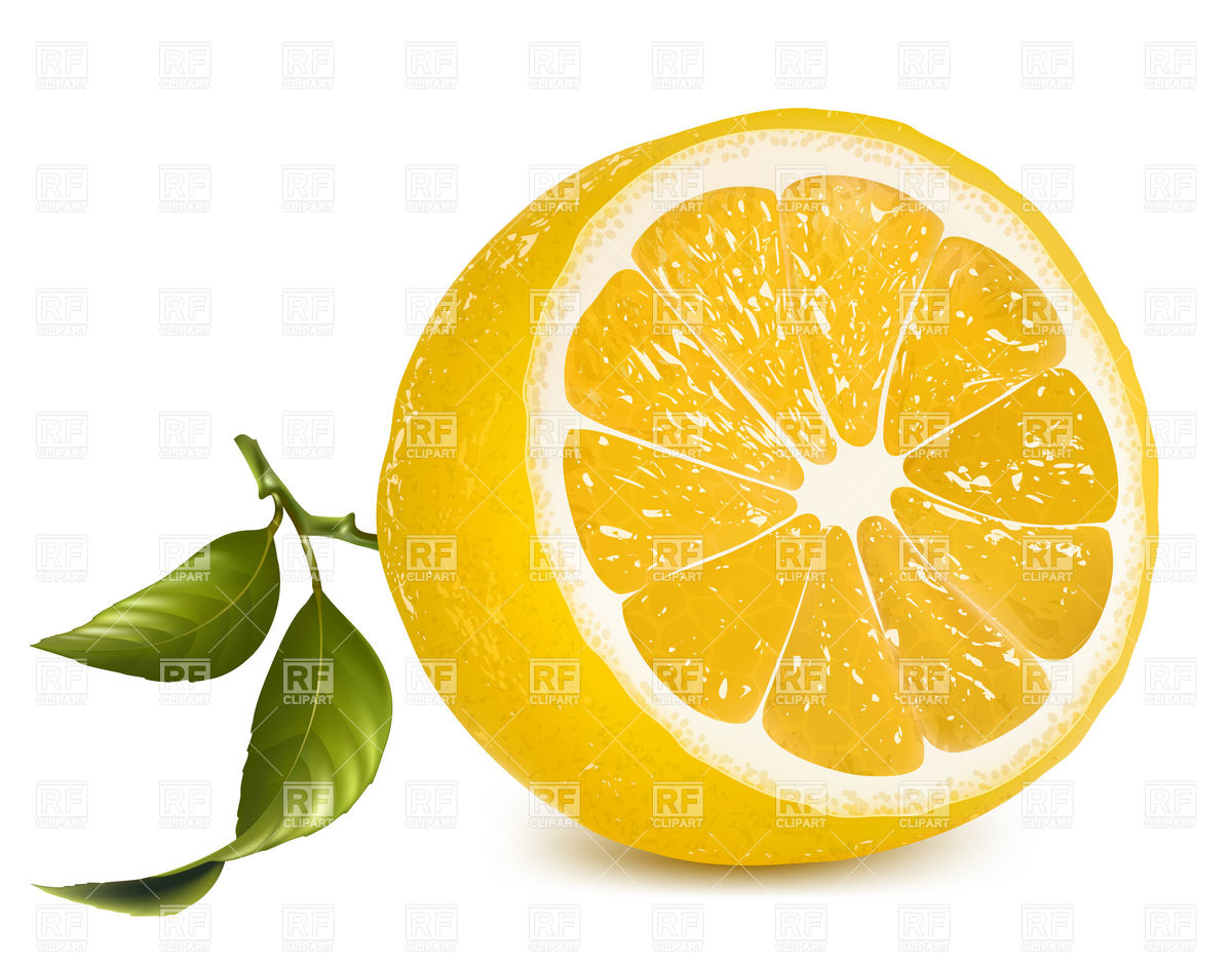 Lemon Slice Clipart - Clipart Suggest