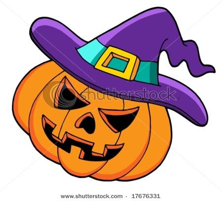 Тыква на хэллоуин нарисовать