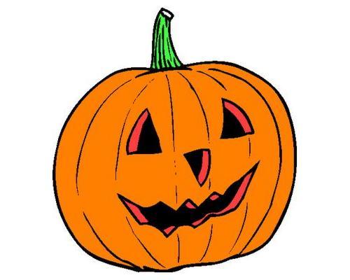 Halloween Pumpkin Clipart - Clipart Kid