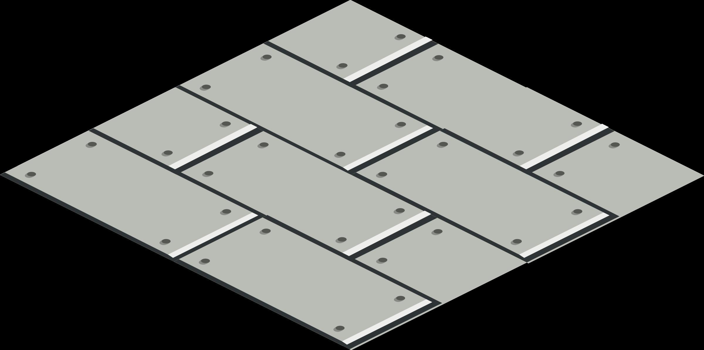 Isometric Floor Tile 4