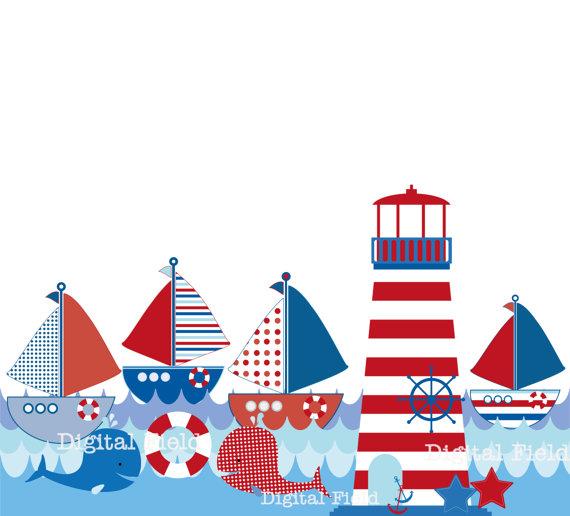 Nautical Ship Clipart - Clipart Suggest