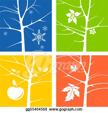 Seasons Clip Art Clip Art Gg55404568