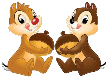 Chip And Dale Clipart Clipart Suggest