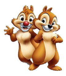Chip   Dale Clipart   Clipart Panda   Free Clipart Images
