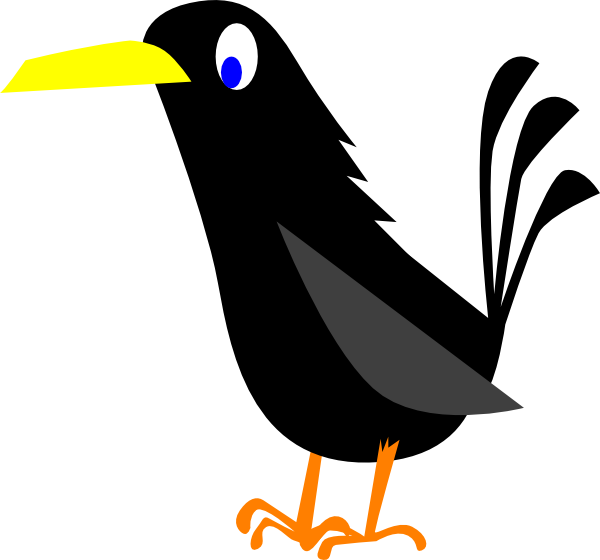 Clip Art Crow Clip Art eating crow clipart kid clip art at clker com vector online royalty free