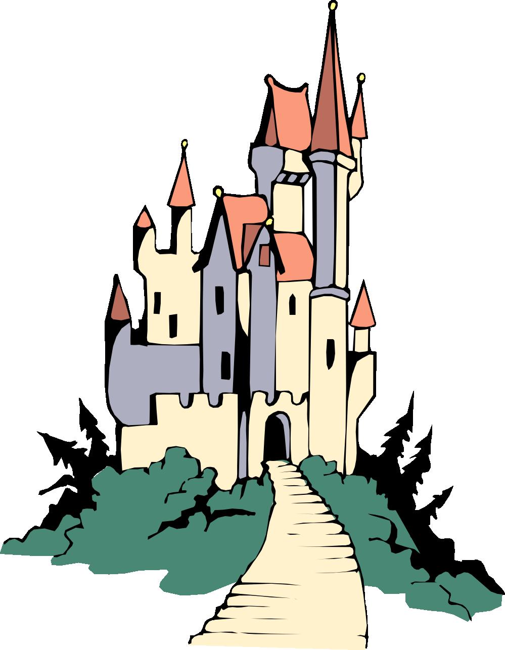 Disney Castle Clip Art   Clipart Best