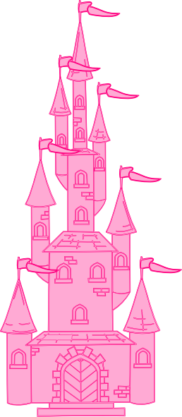 Disney Castle Clipart - Clipart Kid