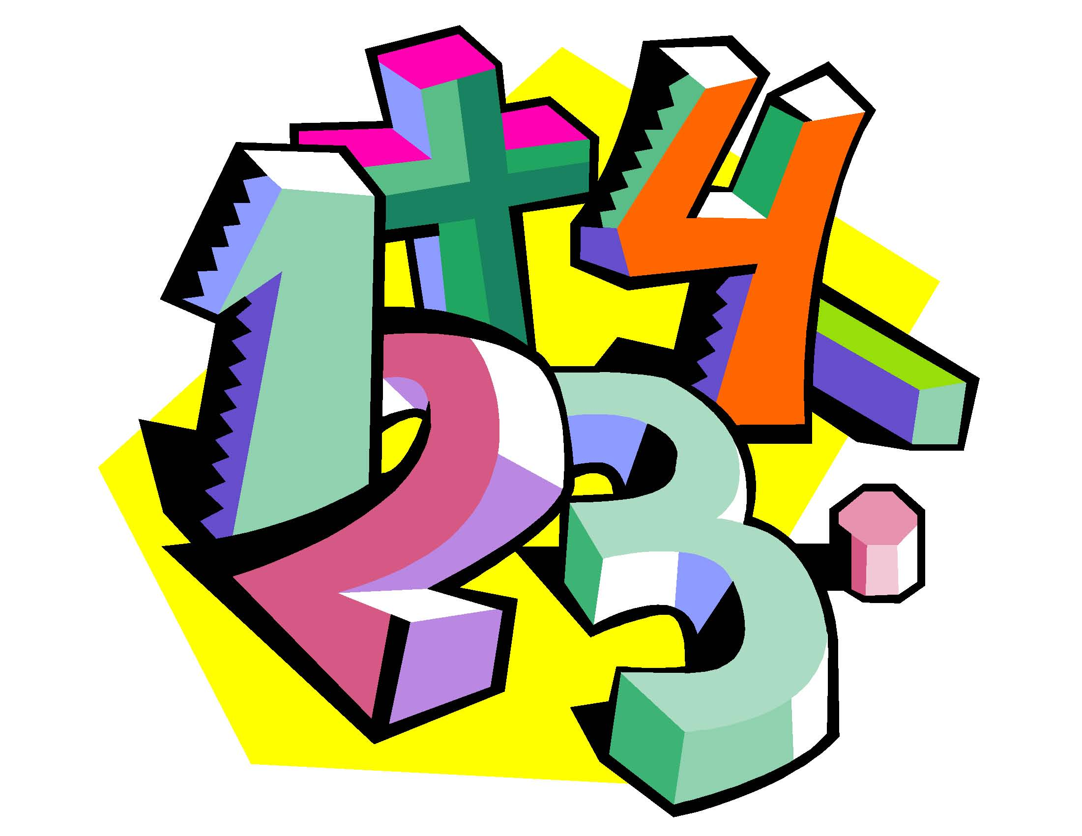 math subject clipart clipart suggest