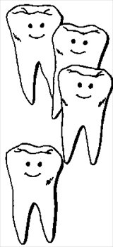 Free Happy Teeth Clipart   Free Clipart Graphics Images And Photos