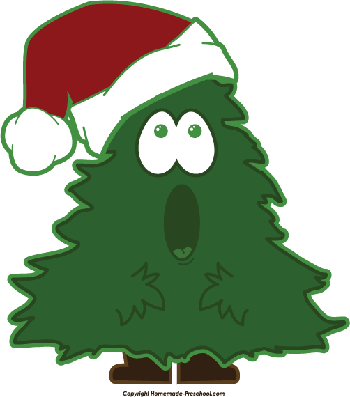 Home Free Clipart Christmas Tree Clipart Christmas Tree Man Sing