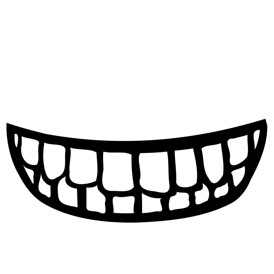 Clip Art Teeth Clip Art white teeth clipart kid mouth with panda free images