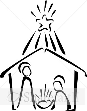 Nativity Clip Art Full Size   Clipart Panda   Free Clipart Images