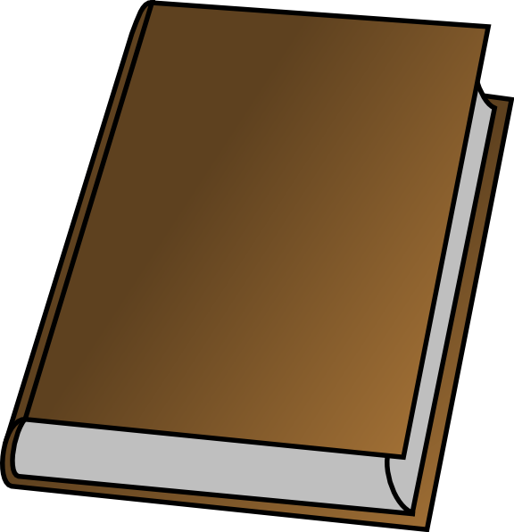 Plain White Book Cover : Plain book cover clipart clip art lfaf q kid