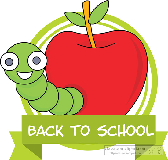 Back To School Clipart - Clipart Kid