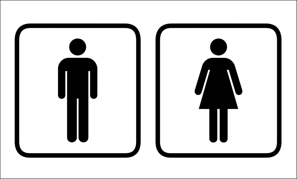 15 Mens Womens Bathroom Signs Free Cliparts That You Can Download To. Men Women Bathroom Sign Clipart   Clipart Kid