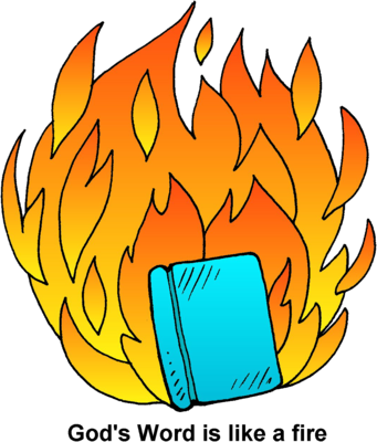 Burning Book Png